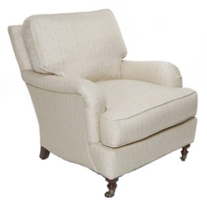 Chandler chair from the Kellogg Collection | @kelloggfurn