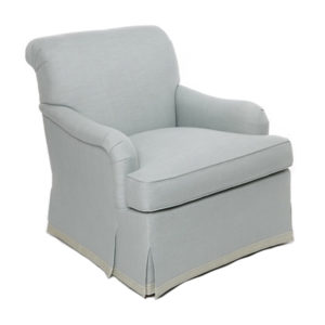 Keswick chair from the Kellogg Collection | @kelloggfurn