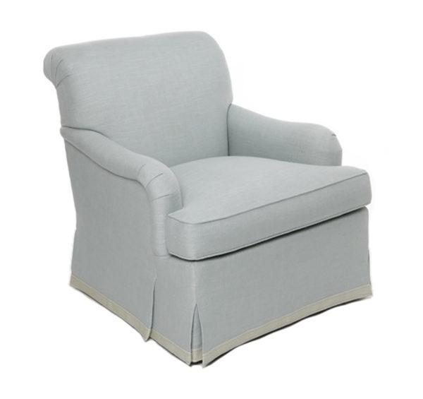 Keswick chair from the Kellogg Collection | @kelloggfurn