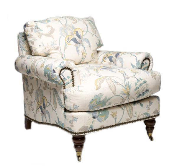 Durham chair from the Kellogg Collection | @kelloggfurn