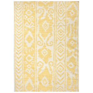White Butter dhurrie rug from the Kellogg Collection | @kelloggfurn