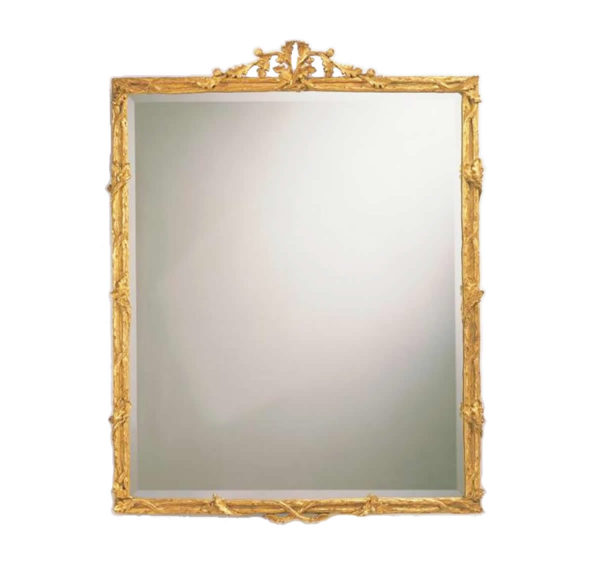 Ritz mirror from the Kellogg Collection | @kelloggfurn