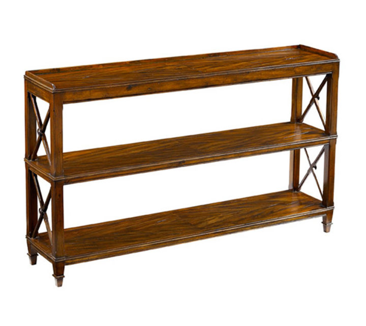 Tiered X console from the Kellogg Collection   @kelloggfurn