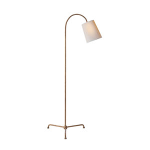 Brass Pharmacy Floor Lamp