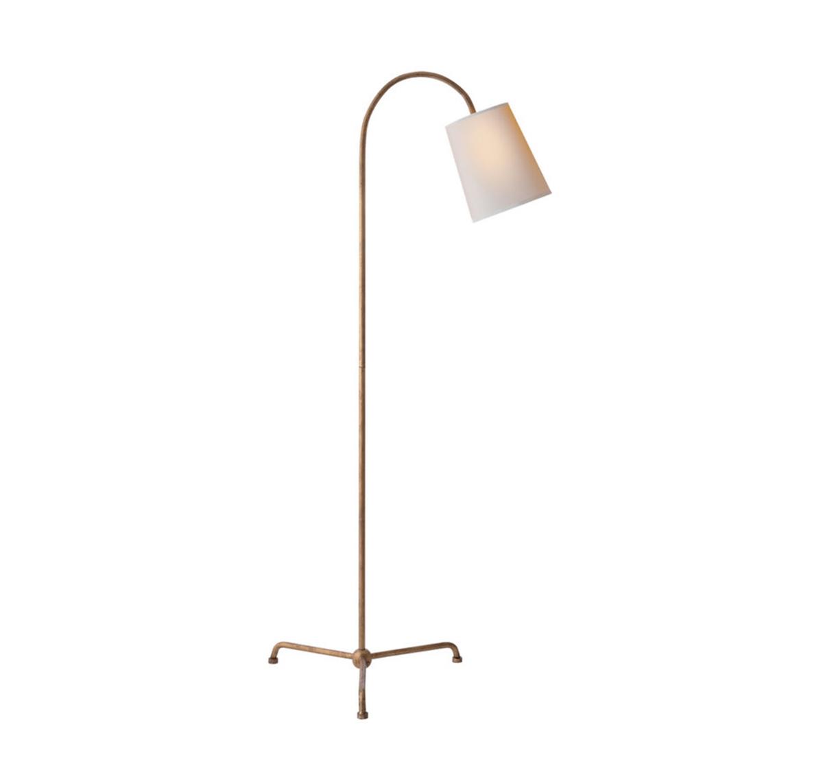Gooseneck Floor Lamp
