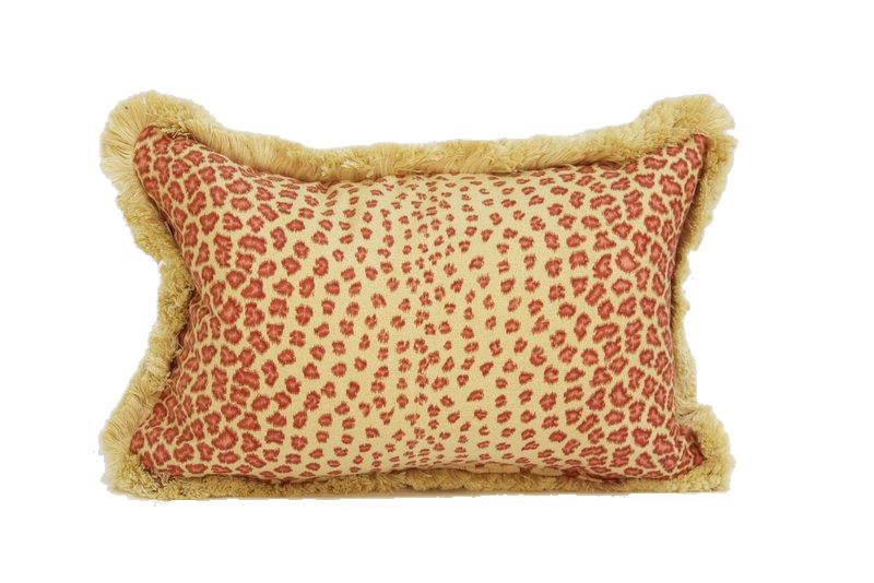Animal Print Pillow The Kellogg Collection