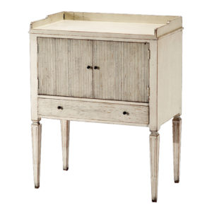 Swedish gallery nightstand from the Kellogg Collection | @kelloggfurn