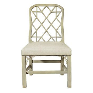 Alex side chair from the Kellogg Collection | @kelloggfurn