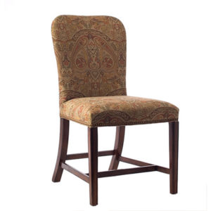Fowler side chair from the Kellogg Collection | @kelloggfurn