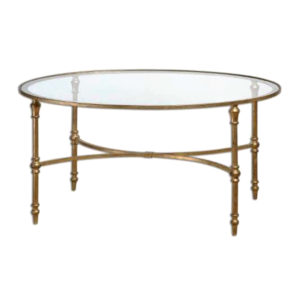 Vitya oval cocktail table from @kelloggfurn