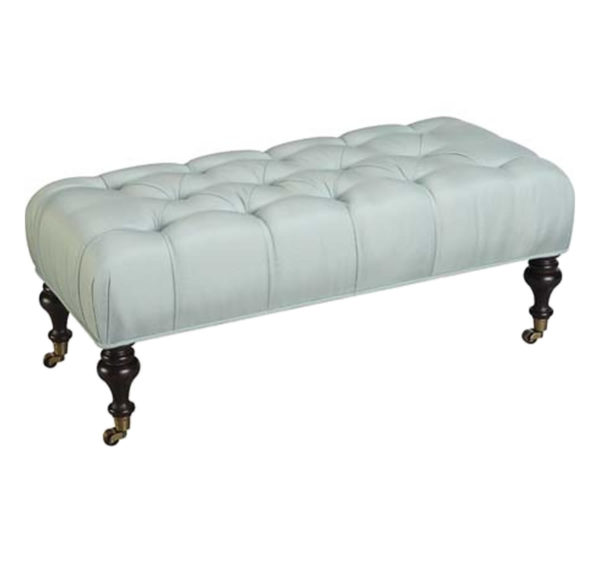 Berwick II bench from the Kellogg Collection | @kelloggfurn