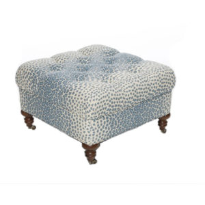 Oakley ottoman from the Kellogg Collection | @kelloggfurn