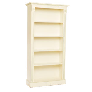 Tall bookcase from the Kellogg Collection | @kelloggfurn
