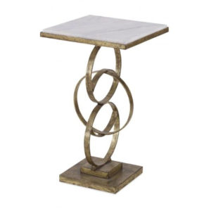 Colton occasional table from @kelloggfurn
