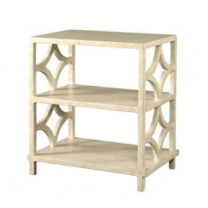 Three tier Wolfgang nightstand from the Kellogg Collection | @kelloggfurn
