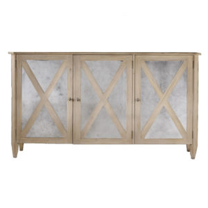 Rustic oak sideboard from the Kellogg Collection | @kelloggfurn