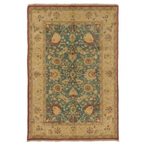 Oushak rug from the Kellogg Collection | @kelloggfurn