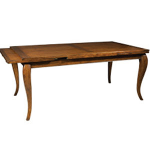 Draw dining table from the Kellogg Collection | @kelloggfurn