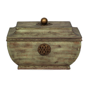 Galiano Box from the Kellogg Collection | @kelloggfurn
