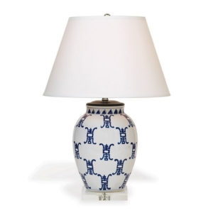 Longevity table lamp by the Kellogg Collection | @kelloggfurn