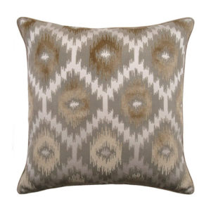 Velvet caramel pillow from the Kellogg Collection | @kelloggfurn