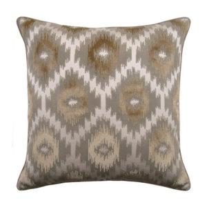 Velvet caramel pillow from the Kellogg Collection | @kelloggfurn