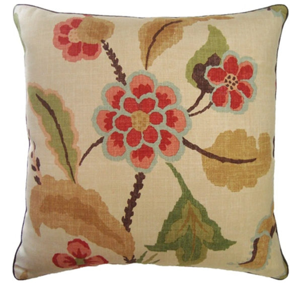 Khantau tree pillow from the Kellogg Collection | @kelloggfurn