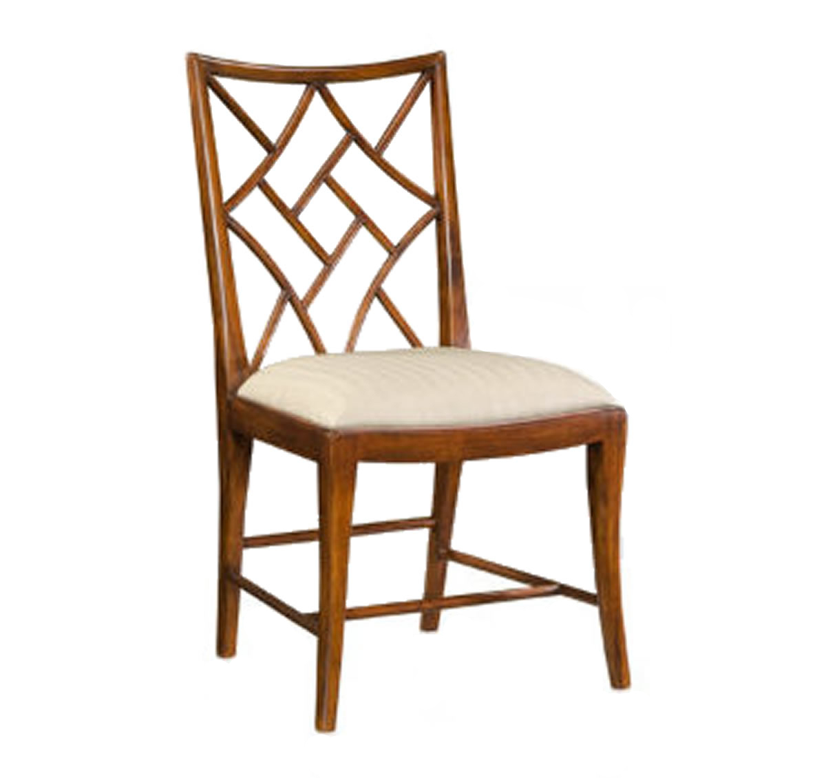 fretwork furniture. Fretwork Side Chair Furniture A