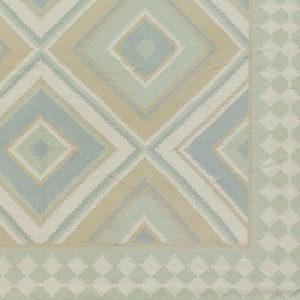 Detail: Tangier Dhurrie Rug
