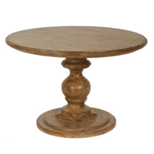 Baluster dining table from the Kellogg Collection | @kelloggfurn