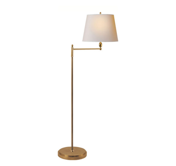 Paulo floor lamp from the Kellogg Collection | @kelloggfurn