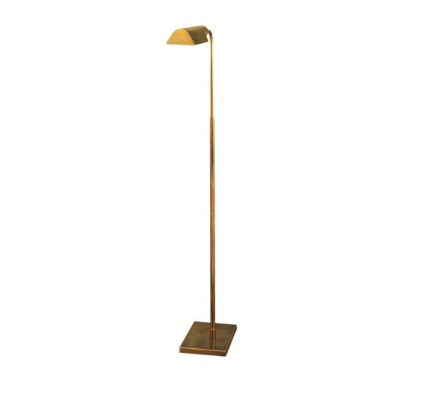 Adjustable pharmacy floor lamp from the Kellogg Collection | @kelloggfurn