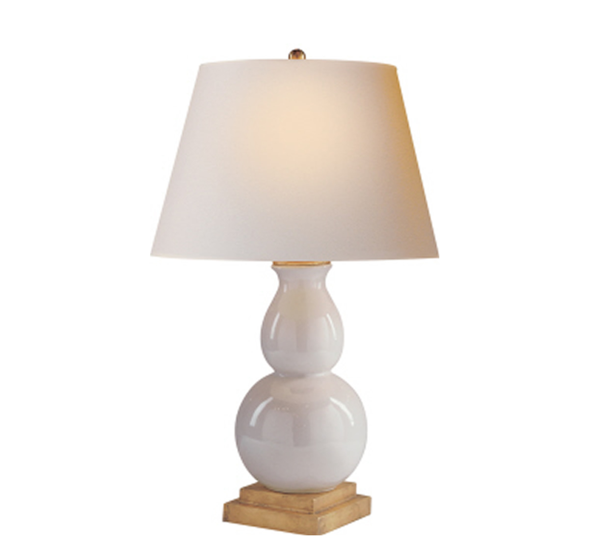 Gourd Table Lamp The Kellogg Collection
