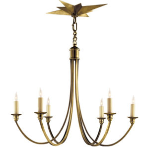 Venetian chandelier from the Kellogg Collection | @kelloggfurn