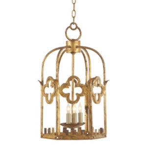 Gothic lantern from the Kellogg Collection | @kelloggfurn