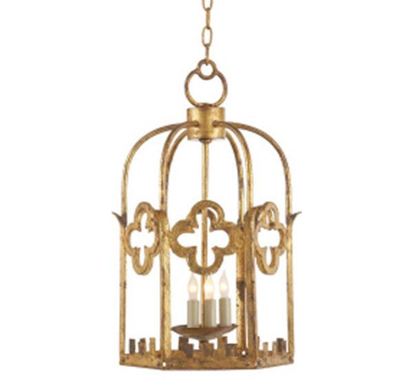 Gothic lantern from the Kellogg Collection   @kelloggfurn