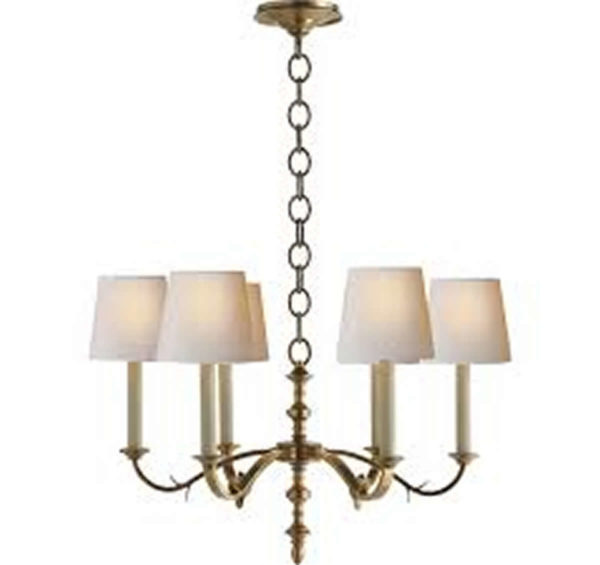 Channing chandelier from the Kellogg Collection | @kelloggfurn