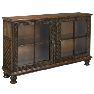 Adirondack bookcase from the Kellogg Collection | @kelloggfurn