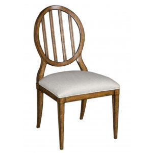 Gala side chair from the Kellogg Collection | @kelloggfurn