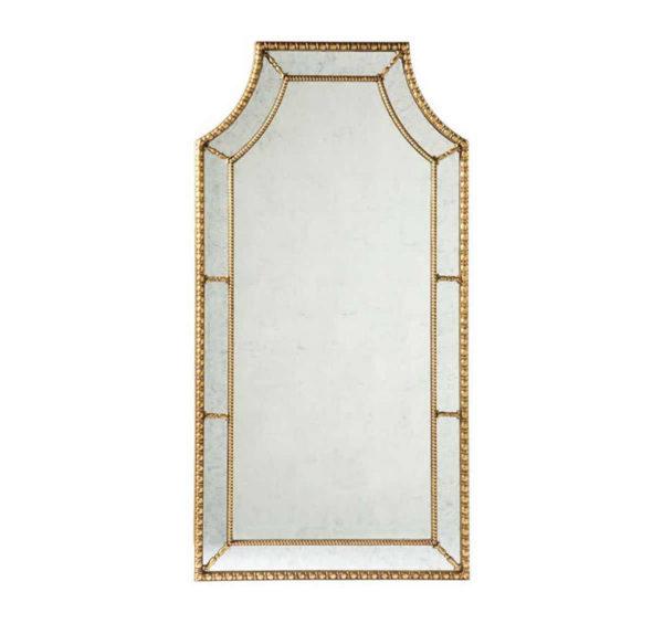 Staffordshire mirror from the Kellogg Collection | @kelloggfurn