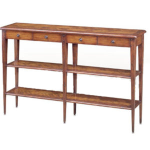 Brunello console from the Kellogg Collection | @kelloggfurn