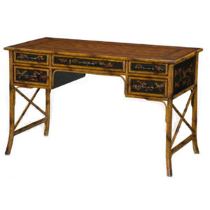 Chinoiserie desk from the Kellogg Collection | @kelloggfurn