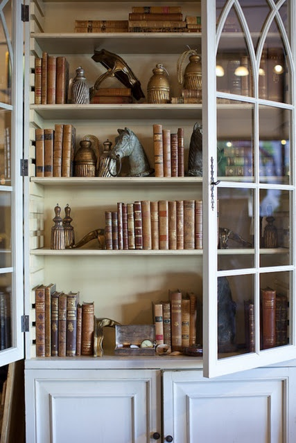 pinterest gothic bookcase