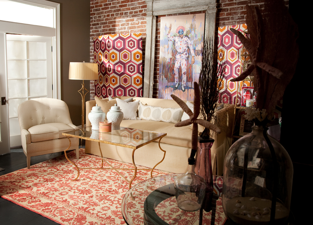 Needlepoint rugs the kellogg collection for Southern california interiors