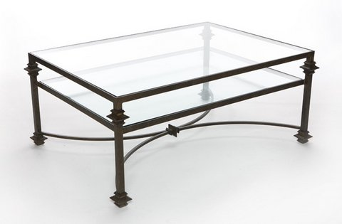 SAL09-II-BB COFFEE TABLE