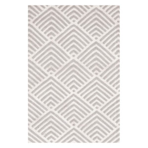 Cleo Cement indoor/outdoor rug available at @kelloggfurn