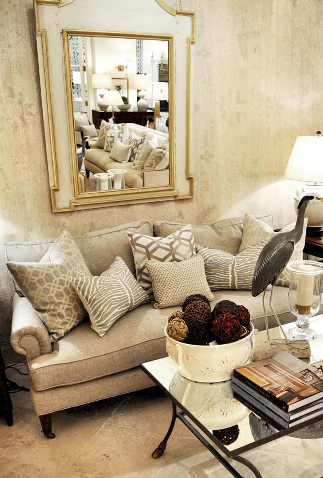 decorating your home with gray