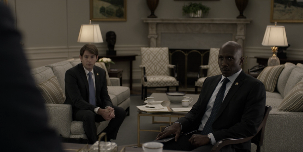 Spotted On House Of Cards Season 3 The Kellogg Collection The