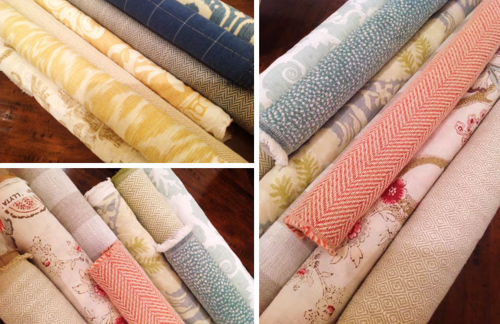 Fabrics at The Kellogg Collection