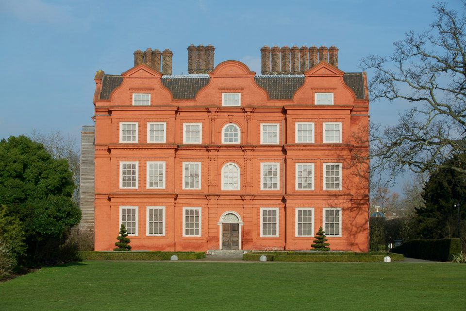From Kew's Facebook: Kew Palace. Built by a Dutch merchant in around 1631, it was later purchased by King George III.